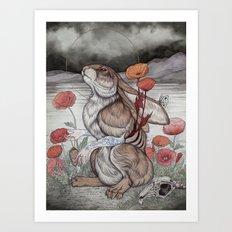 Ex Fortuna Art Print
