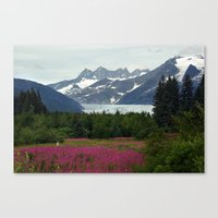 Juneau, Alaska Canvas Print