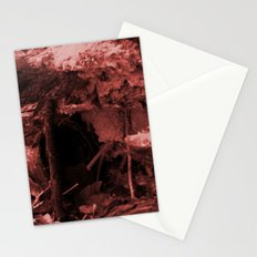 Down the Rabbit Hole, or The Roots of Yggdrassil Stationery Cards