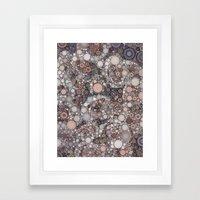 :: Gray Sky Morning :: Framed Art Print