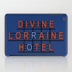 Divine Lorraine Hotel iPad Case