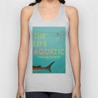 The Life Aquatic Unisex Tank Top