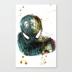 UNREAL PARTY 2012 THE AMAZING SPIDEY SPIDERMAN Canvas Print