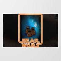 Bear Wars - the Wawas Rug