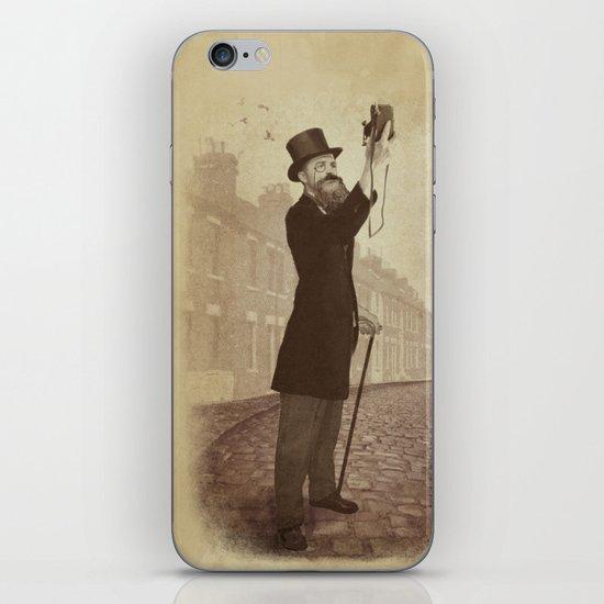 Vintage Selfie iPhone & iPod Skin