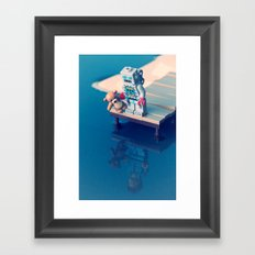 The Dream Framed Art Print