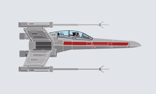 Red Leader to Goose, It's A TRAP! Art Print
