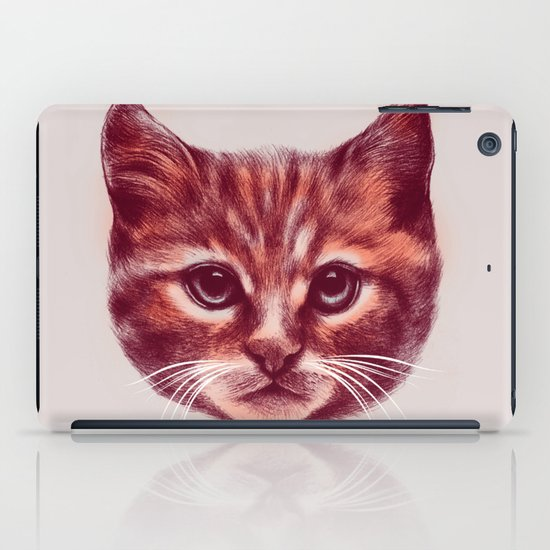 Everybody wants to be a Cat iPad Case