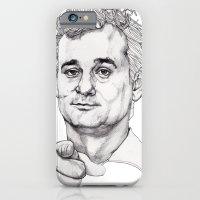 Bill Murray iPhone 6 Slim Case