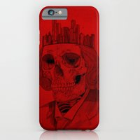 untouchable city iPhone 6 Slim Case