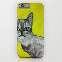 Crooked Kitty iPhone 6 Slim Case