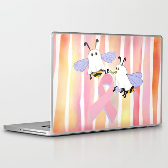 Flight of the Boobee Laptop & iPad Skin