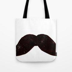 the stache - mustache Tote Bag