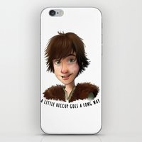 A Little Hiccup Goes A L… iPhone & iPod Skin