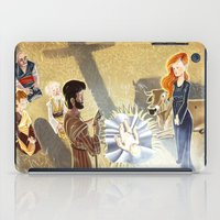 The Word Became Flesh An… iPad Case