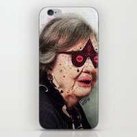G R A N N Y  iPhone & iPod Skin