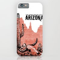 iPhone & iPod Case featuring Arizona by Krikoui