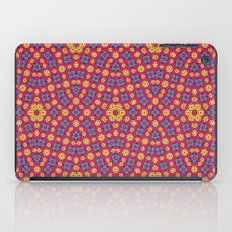 Country Festival Pattern iPad Case