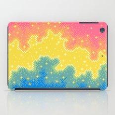 Pan Pride Flag Galaxy iPad Case