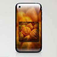 Halloween Pumpkins iPhone & iPod Skin