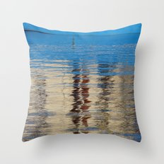 Trawler Throw Pillow