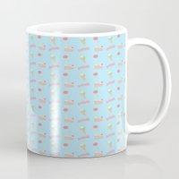 candy pattern Mug