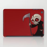 Little Reaper iPad Case