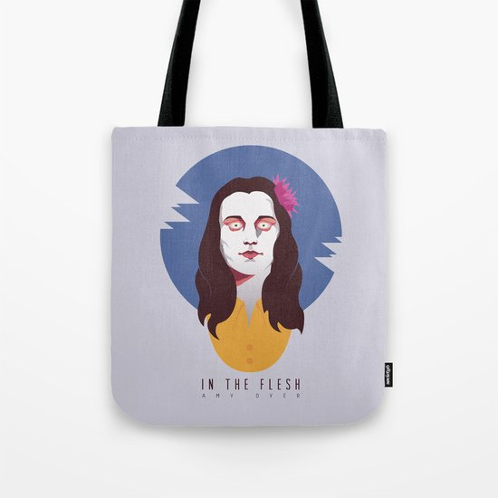 In The Flesh - Amy Dyer Tote Bag