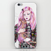 EMBRACE By Kris Tate And… iPhone & iPod Skin