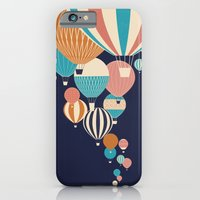 iPhone Cases featuring Balloons by Jay Fleck