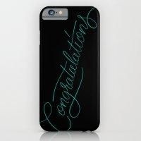 Congratulations iPhone 6 Slim Case