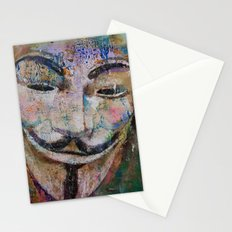 Anonymous Stationery Cards