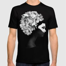 Marianna SMALL Mens Fitted Tee Black