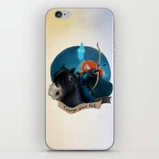 Merida iPhone & iPod Skin