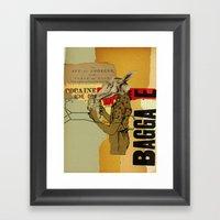 Art of Cookery Framed Art Print