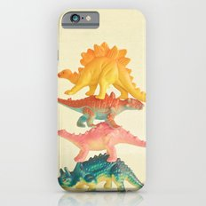 Dinosaur Antics iPhone 6s Slim Case