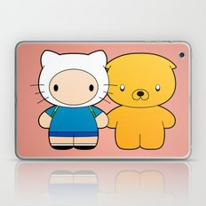 Hello Time Laptop & iPad Skin