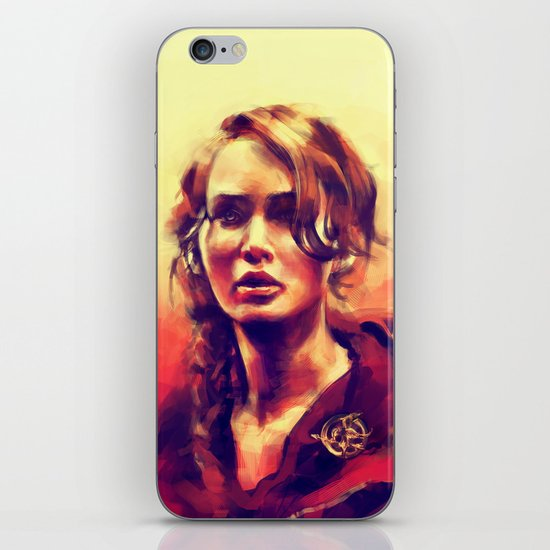 Abraham's Daughter iPhone & iPod Skin
