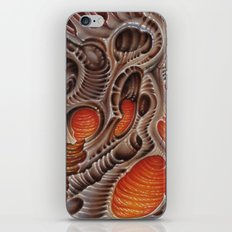 bioscape3 iPhone & iPod Skin