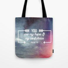 my hope Tote Bag