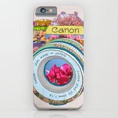 Floral Canon iPhone 6 Slim Case