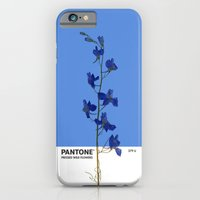 iPhone & iPod Case featuring Pantone 279 U by Shizen.ae