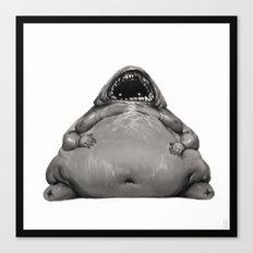 Gluttony Canvas Print