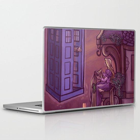 You Comin' Blondie?  Laptop & iPad Skin