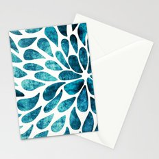 Petal Burst #2 Stationery Cards