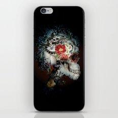 Skull I Black Series iPhone & iPod Skin