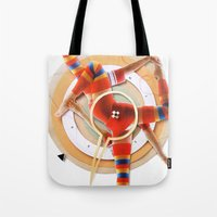 Pivot | Collage Tote Bag