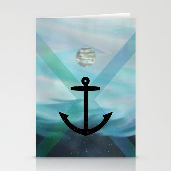anchor Stationery Card