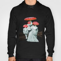 amanita muscaria with children Hoody