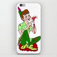 HOOK'S REVENGE. iPhone & iPod Skin